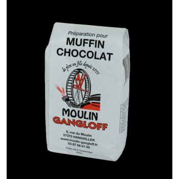 Préparation pour Muffins...